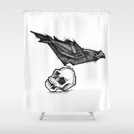 Ravenmore Shower Curtain