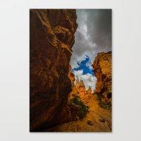 oz Canvas Prints featuring oz. by wasim of nazareth