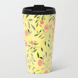 Peach Mania Travel Mug