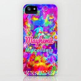 MaYhEmIc Miscellania: Assumaloom 42 iPhone Case