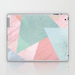 THE COLOUR OF TRIANGLE Laptop & iPad Skin
