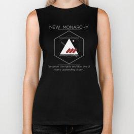 New Monarchy Tenant Shirt Biker Tank