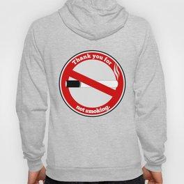 No Smoking Hoody