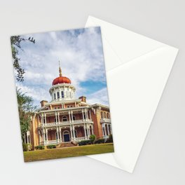 Longwood Home in Natchez Stationery Cards