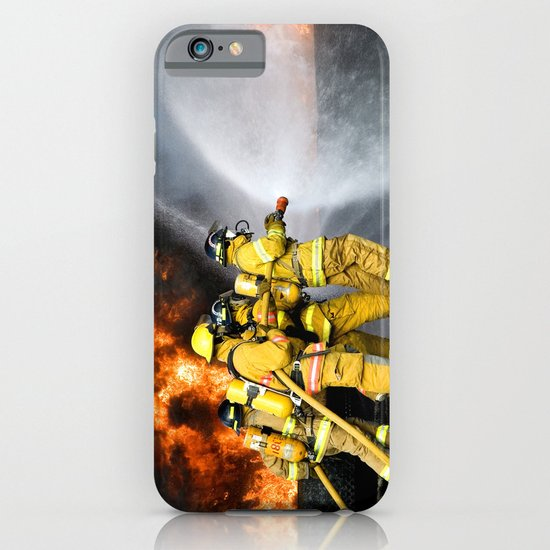 Firefighters iPhone & iPod Case