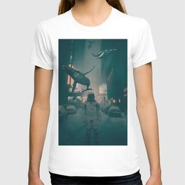 Inhabitants T-shirt
