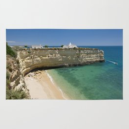 Nossa Senhora da Rocha, Portugal Rug
