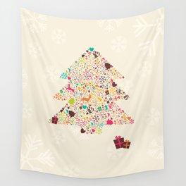 Christmas Tree 01 Wall Tapestry