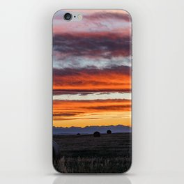 Gallatin Valley iPhone Skin