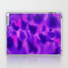 Violet Flame Laptop & iPad Skin