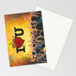 Utica Music and Arts Fest Stationery Cards