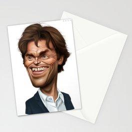 Willem Dafoe Stationery Cards