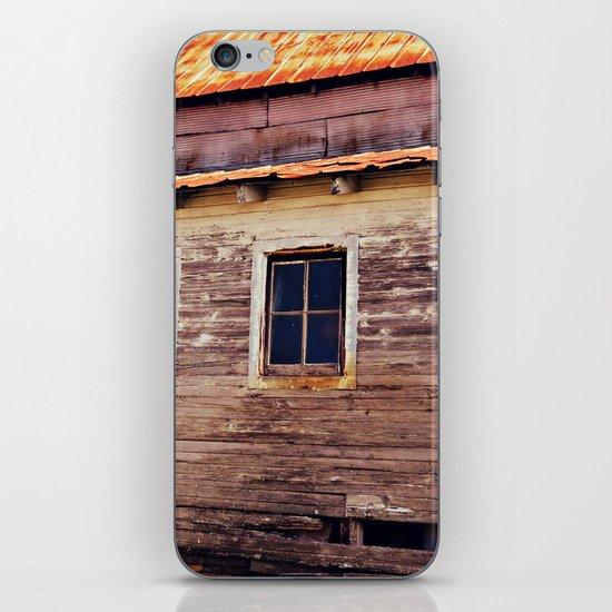 Old Barn 1 iPhone Skin