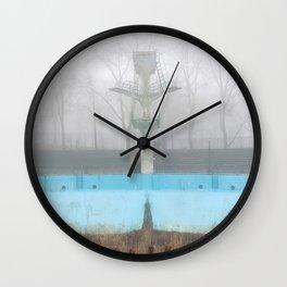 Astoria High Dive Wall Clock