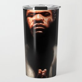 Prayin Man Travel Mug