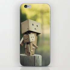 Danbo's iPhone & iPod Skin