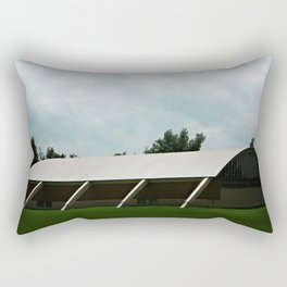 "Gideon High School ""New"" Gym Rectangular Pillow"