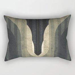 Titania - Messina Chasma Rectangular Pillow