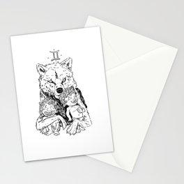 Gemini - Zodiac Series Stationery Cards