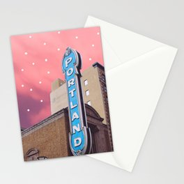 Portland, OR Stationery Cards