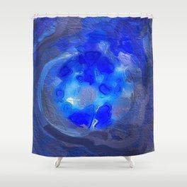 Abstract Mandala 238 Shower Curtain