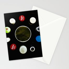 Plastic II Stationery Cards