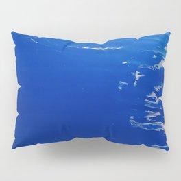 Neon Blue Ocean Pillow Sham