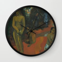 Paul Gauguin - Te Pape Nave Nave (Delectable Waters) Wall Clock