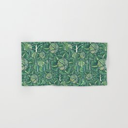 dreaming cabbages Hand & Bath Towel