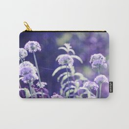 Beautiful autumn in the gardens Carry-All Pouch