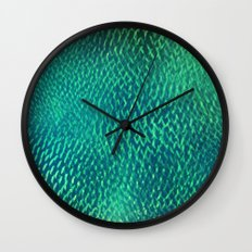 FluO scales Wall Clock