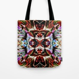 Abstract colors Tote Bag