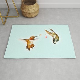 Humming Together Rug