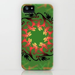 """"""" Another Galaxy """" iPhone Case"""