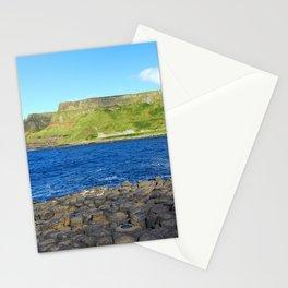 Gigant's Causeway. Antrim Coast. Northern Ireland Stationery Cards