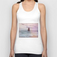 alone Tank Tops featuring alone  by Julia Kovtunyak