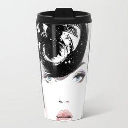 Fashion Painting #6 Travel Mug