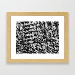 Surface of the World Framed Art Print