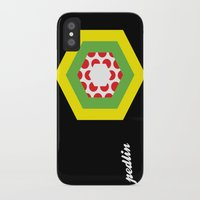tour de france iPhone & iPod Cases featuring Tour de France Jerseys by Pedlin