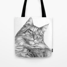 Maine Coon G113 Tote Bag