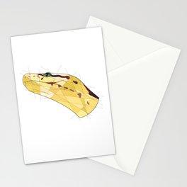 Monty the Ball Python Stationery Cards