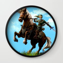 Epic Link Wall Clock