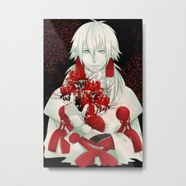 DRAMAtical Murder Metal Print