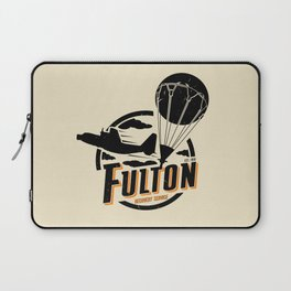 Fulton Recovery Service Laptop Sleeve