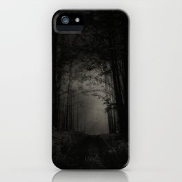 SEARCHING FOR THE LIGHT iPhone Case