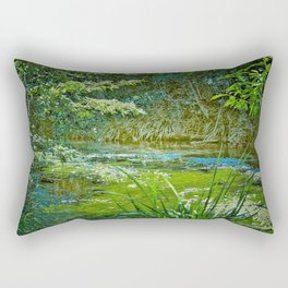 Orara River Rectangular Pillow