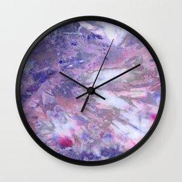 Arctic Ice Wall Clock