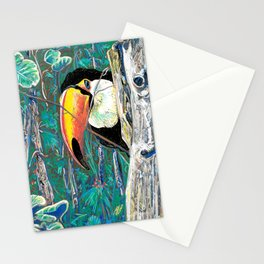 I m here Stationery Cards
