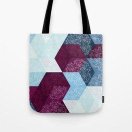 Caleidoscube Tote Bag