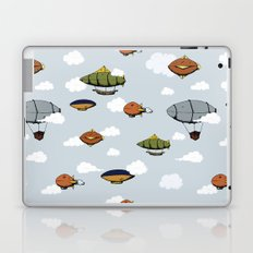 Blimps, Zeppelins, and Dirigibles Laptop & iPad Skin